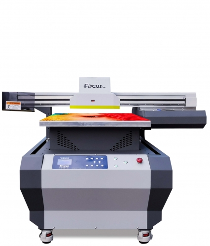 Focus Inc. Galaxy-Jet X 9060 Flatbed UV Printer